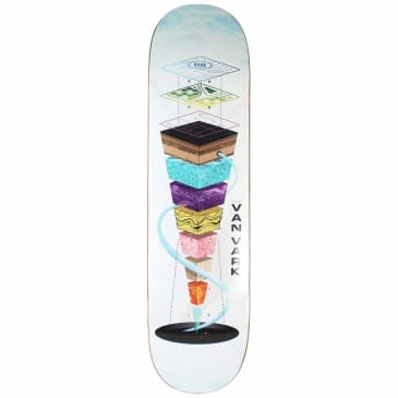 Real Tanner Topography Deck 8.25""