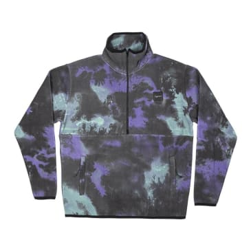 Autumn Vortex Half Zip Fleece