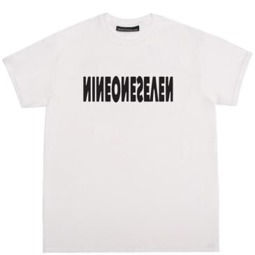 Call Me 917 Cyber Logotype T-Shirt - White