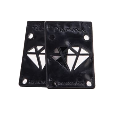 Diamond Risers (black)