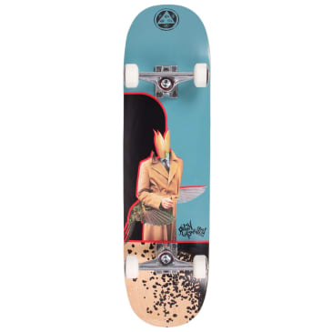 Welcome Humingbird Standard Complete Skateboard 8.5