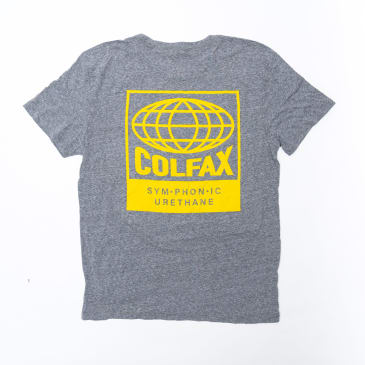 303 Boards - CLFX Symphonic Pocket Tee (Gray) (SALE)