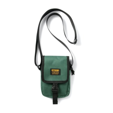 "BUTTER GOODS- ""CAMPBELL SIDE BAG"" (FOREST GREEN)"