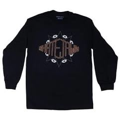 Skate Jawn Jawnstarr Long Sleeve T-Shirt - Black