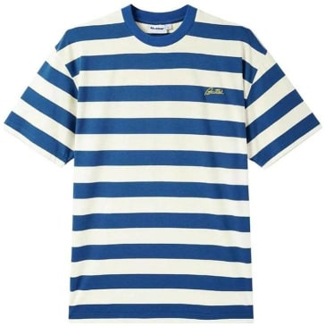 Butter Goods Grove Stripe T-Shirt - Slate