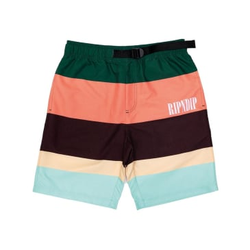 Rip N Dip Chromatic Belt Shorts - Multi