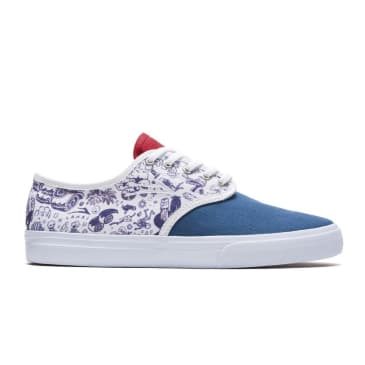 Lakai Oxford Travis Millard Skate Shoes