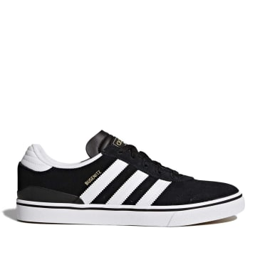 adidas Skateboarding Busenitz Vulc Shoes - Core Black / FTWR White / Core Black
