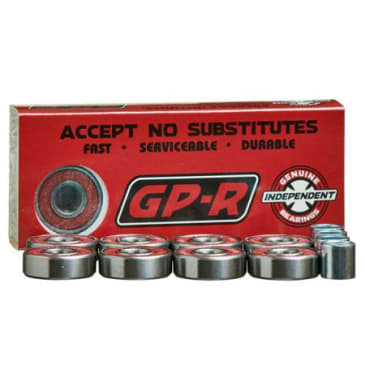 Independent GP-R Bearings