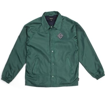 BRIXTON SEIVER JACKET - HUNTER GREEN