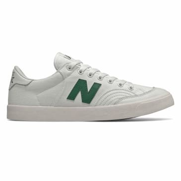 New Balance Numeric 212 Skateboard Shoe - White/Green