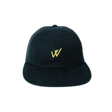 Wayward Skateboards Walphy Sports Cap - Denim Black