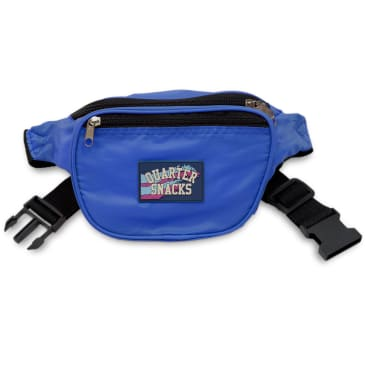Quartersnacks Party Satchel - Royal Blue