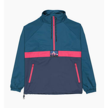 by Parra - no mountains windbreaker