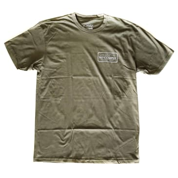 No-Comply Locally Grown Shirt - Military Green
