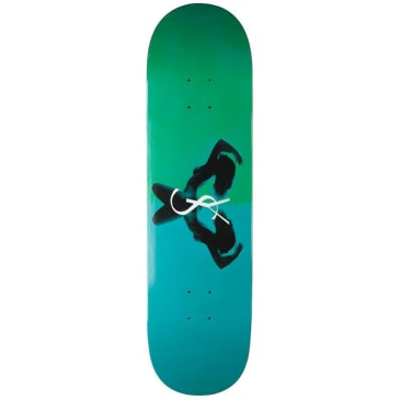 "Yardsale ""Utopia"" (Emerald) Skateboard Deck 8.5"""