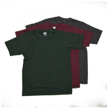 Dickies Hastings Pain Melange T-Shirt Pack - Multi