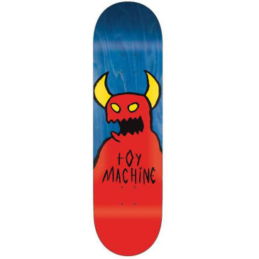 Toy Machine - Sketchy Monster - Skateboard Deck - 8''