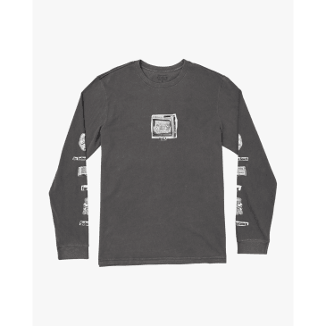 RVCA Endless Search Long Sleeve T-shirt