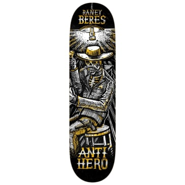 Anti Hero Beres Aguardiente Deck- 8.12