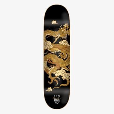 DGK - DGK Bruce Lee Golden Dragon Deck 8.25