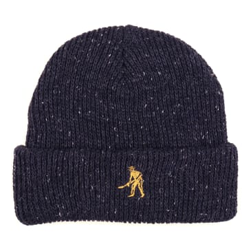 Pass-Port Speckle Workers beanie navy