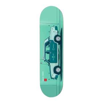 Chocolate World Taxis Stevie Perez Deck - 8.25""