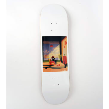 Skateboard Cafe Dawn Skateboard Deck - 8.5""