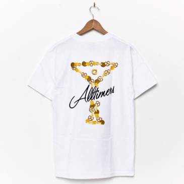 Alltimers Bar Mix White (Back Print)