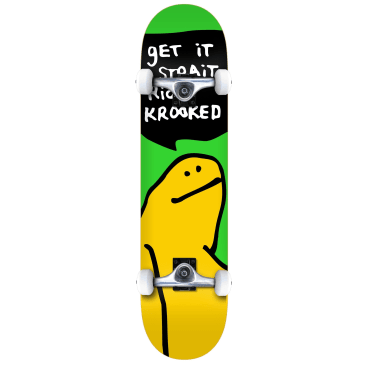 Krooked Shmoo Complete