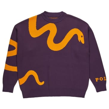 Polar Skate Co - Snake Knit Sweater