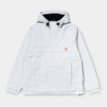 Carhartt WIP Nimbus Pullover Jacket Reflective Grey