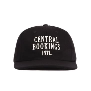 Central Booking Intl. - Courthouse Logo Hat - Black