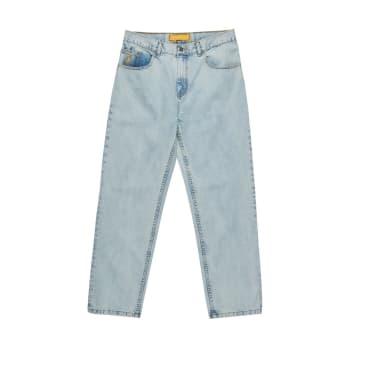 Polar Skate Co 90's Jeans - Light Blue