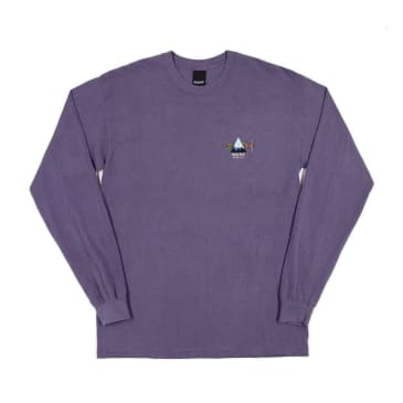 "ONLY NY - ""WINTER EXPEDITION LONG SLEEVE T-SHIRT"" (PLUM)"