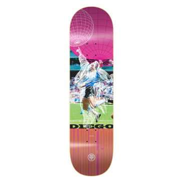 """Cleaver Skateboards - 8.125"""" Bucchieri Hand Of God Deck (Assorted Stains)"""
