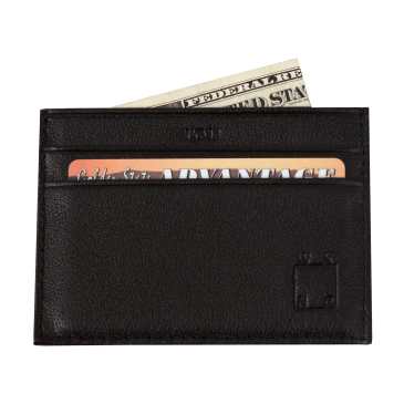 "WKND- ""IOU WALLET"" (BLACK)"