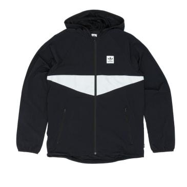 Adidas Dekum Packable Jacket - Black/White