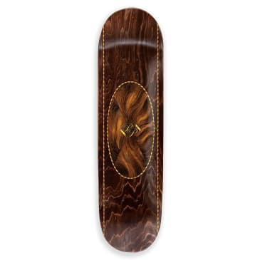 Pass-Port Inlay (Solid) Skateboard Deck - 8.5