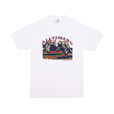 Alltimers Vancity T-Shirt - White