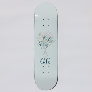 "Skateboard Cafe Bouquet Skateboard Deck - 8.5"""