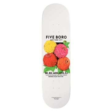 5Boro - Flower Seed Deck Multi - 8.375""