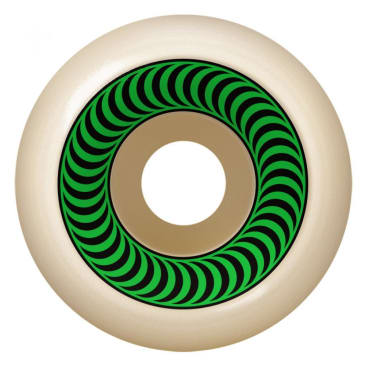 Spitfire Wheels - Spitfire OG Classics Skateboard Wheels 99D Green | 52MM