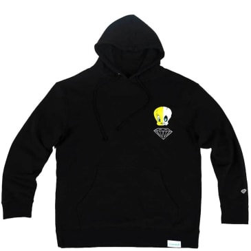 Diamond Supply Co. x Looney Tunes X-Ray Hoodie - Black