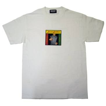 Brixton's Baddest Series IV Fully Bad T-Shirt - White