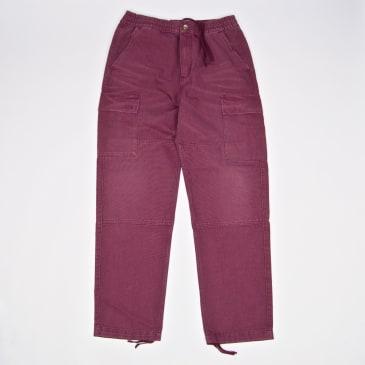 Carhartt WIP - Keyton Cargo Pant - Dusty Fuchsia (Aged)