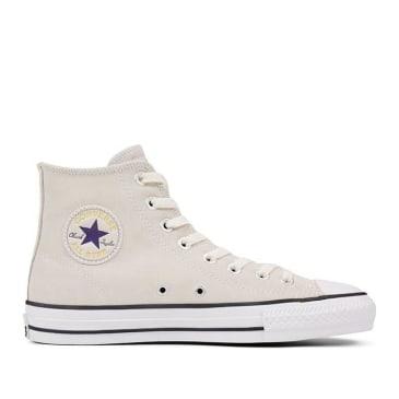 Converse CONS CTAS Pro Hi Shoes - Vintage White / White