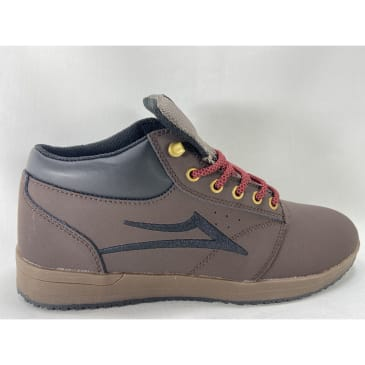 Lakai Griffin Mid All Weather Chocolate