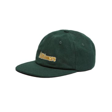 Alltimers Wool Cap - Forest Green