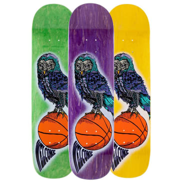"Welcome Skateboards - Hooter Shooter on Bunyip Deck 8"" Wide"